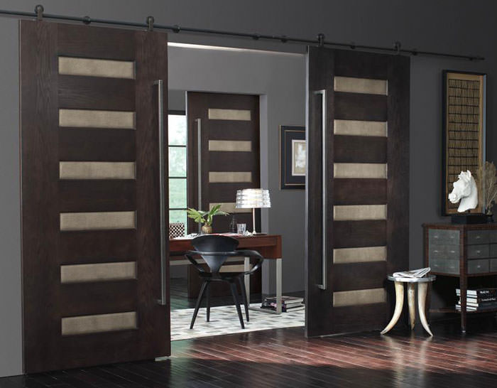 porte d int rieur sur mesure budget. Black Bedroom Furniture Sets. Home Design Ideas